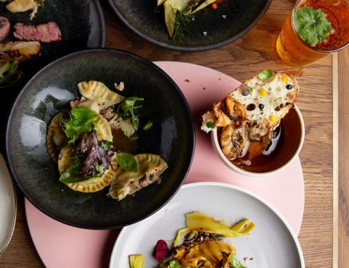 COCO SAFAR INTRODUCES NEW COSMOPOLITAN TAPAS SHARING EXPERIENCE FOR DINNER AT ITS SEA POINT FLAGSHIP CAFÉ