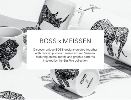 BOSS X MEISSEN COLLAB